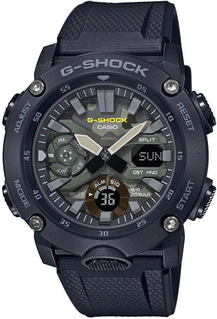 Casio G-Shock Carbon Core Guard GA-2000SU-1AER (633)