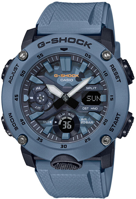 Casio G-Shock Carbon Core Guard GA-2000SU-2AER (633)