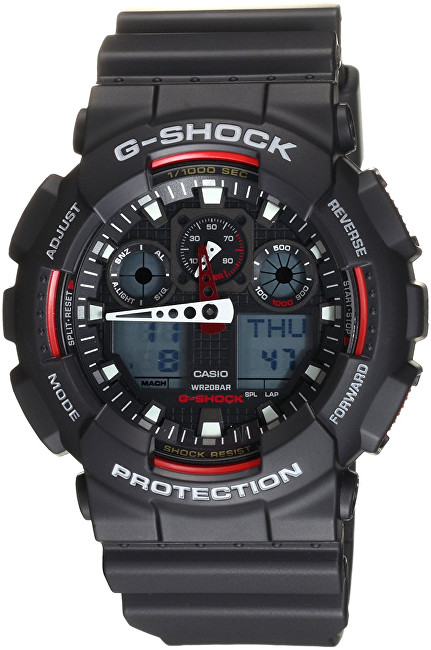 Casio The G-G-SHOCK GA-100-1A4ER