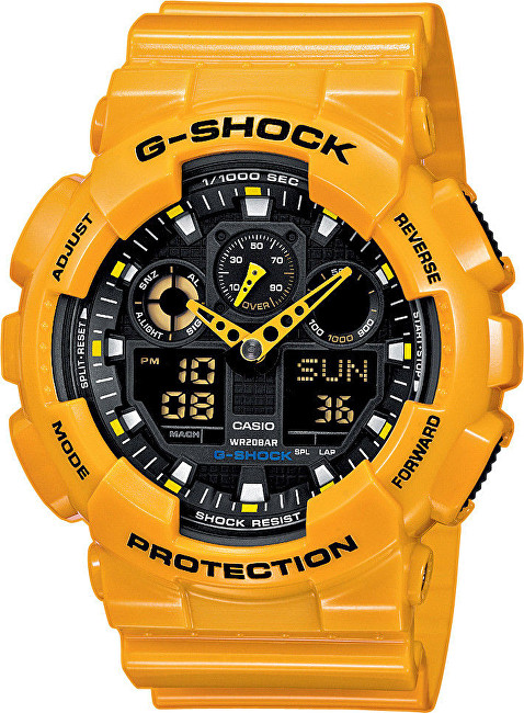 Casio The G/G-SHOCK GA-100A-9AER