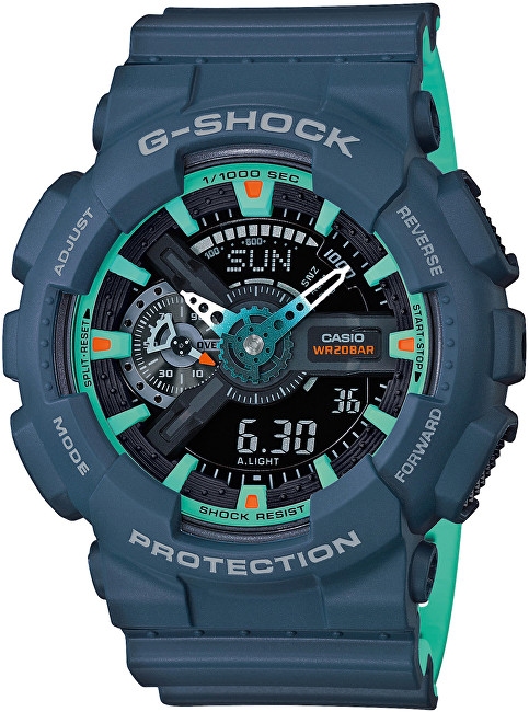 Casio G-shock GA-110CC-2AER (411)