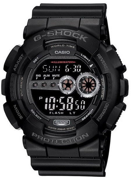 Casio The G-G-SHOCK GD-100-1BER