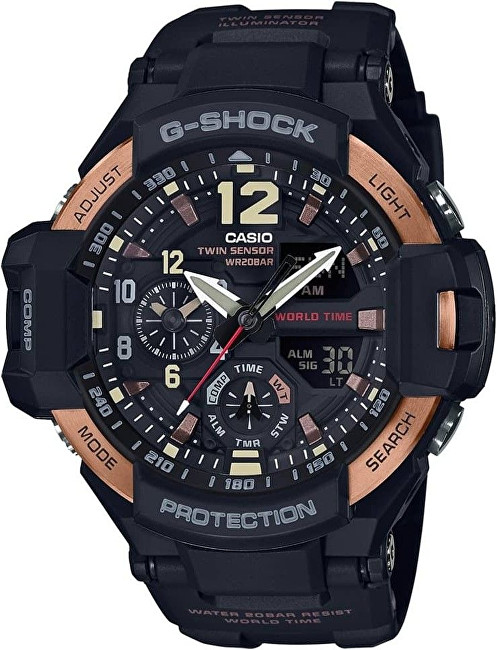 Casio G-Shock Gravitymaster GA 1100RG-1A