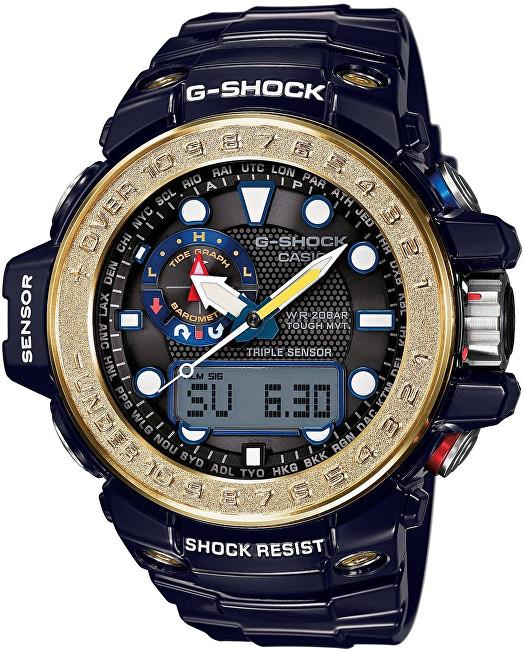 Casio G-Shock Gulfmaster GWN 1000F-2A Solar Rádiově řízené