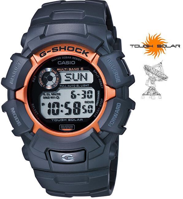 Casio G-Shock GW-2320SF-1B4ER (406) Fire Package 2020 Limited Edition