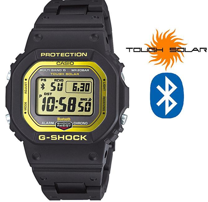Casio G-SHOCK GW-B5600BC-1ER Bluetooth Solar (397)