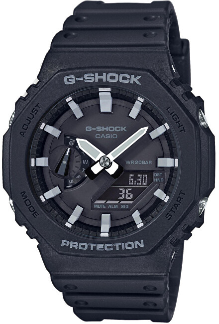 Casio G-Shock Original Carbon Core Guard GA-2100-1AER