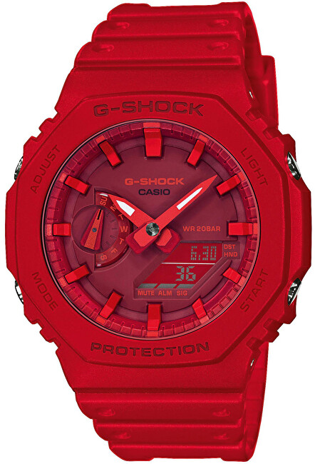 Casio G-Shock Original Carbon Core Guard GA-2100-4AER