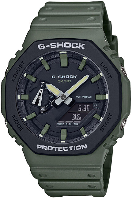 Casio G-Shock Original Carbon Core Guard GA-2110SU-3AER (619)