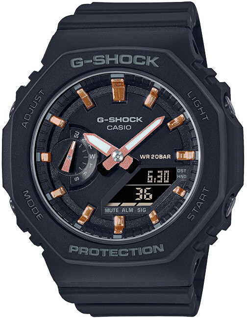 Casio G-Shock Original Carbon Core Guard GMA-S2100-1AER (619)