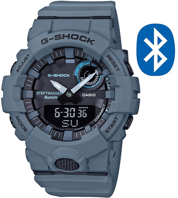 Casio G-Shock Step Tracker GBA-800UC-2AER (620)