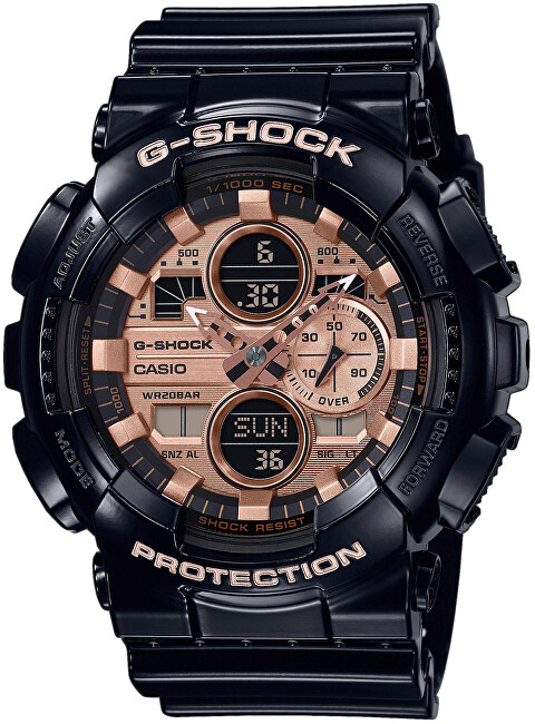 Casio G-Shock GA-140GB-1A2ER (411)