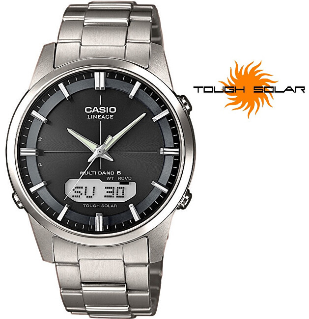 Casio Lineage LCW M170TD-1A