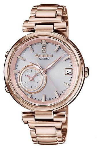 Casio Sheen Connected watches SHB 100CG-4A