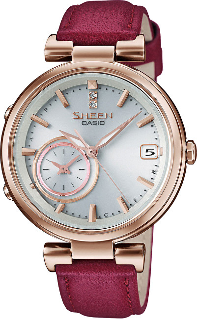 Casio Sheen Connected watches SHB 100CGL-7A