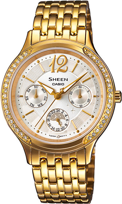 Casio Sheen SHE 3030GD-7A