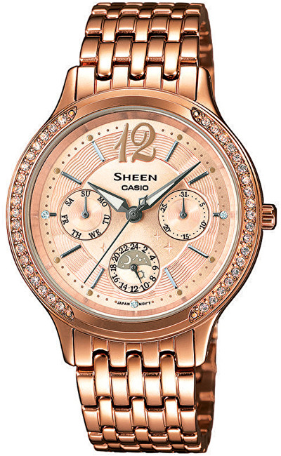 Casio Sheen SHE 3030PG-9A