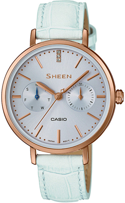 Casio Sheen SHE 3054PGL-2A