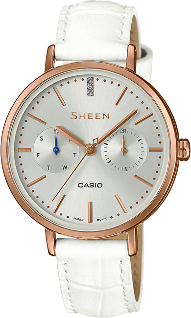 Casio Sheen SHE 3054PGL-7A