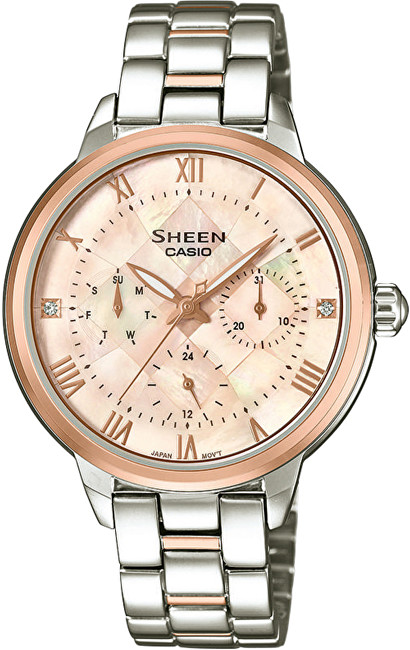 Casio Sheen SHE 3055SPG-4A