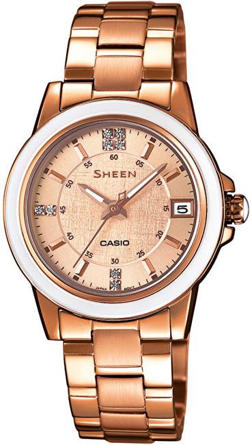 Casio Sheen SHE 4512PG-9A
