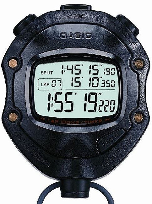 Casio Stopky HS 80T-1