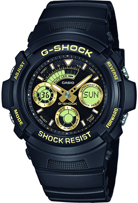 Casio The G G-SHOCK AW 591GBX-1A9