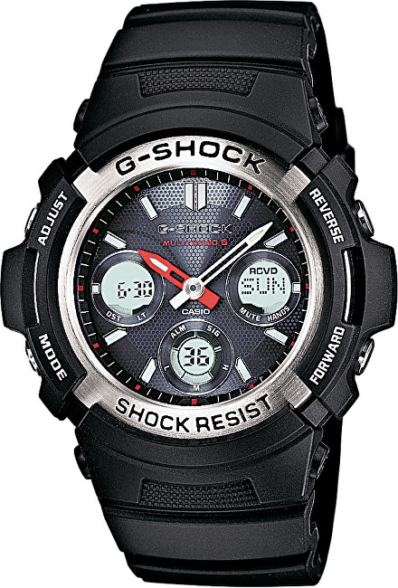 Casio The G/G-SHOCK AWG-M100-1A