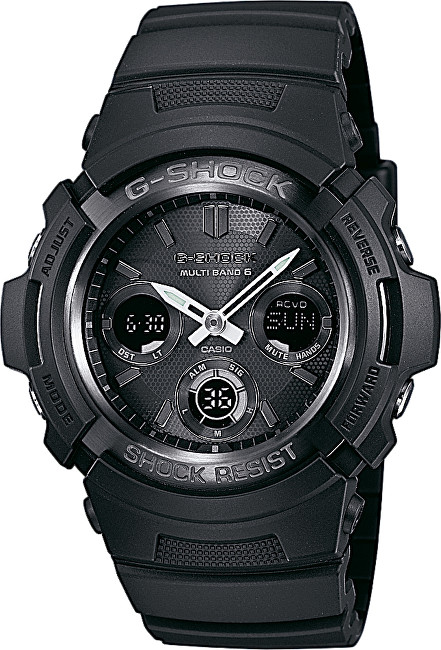 Casio The G-G-SHOCK AWG-M100B-1A