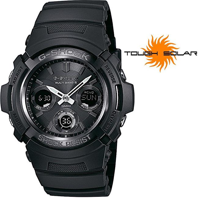 Casio The G/G-SHOCK AWG-M100B-1A