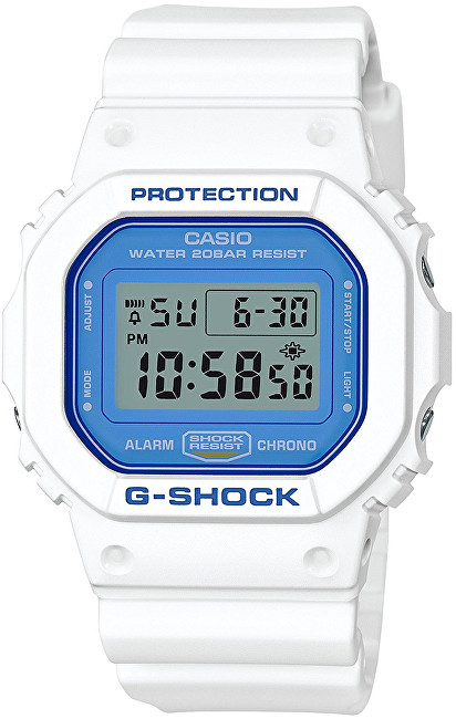 Casio The G/G-SHOCK DW 5600WB-7