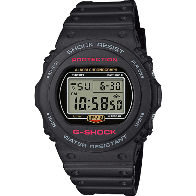 Casio The G G-SHOCK DW 5750E-1