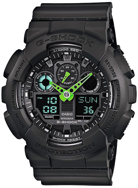 Casio The G/G-SHOCK GA 100C-1A3
