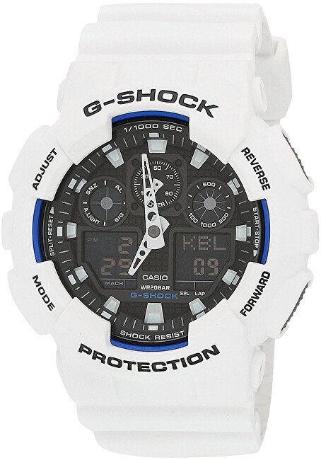 Casio The G-G-SHOCK GA 100B-7A