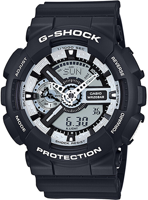 Casio The G/G-SHOCK GA 110BW-1A