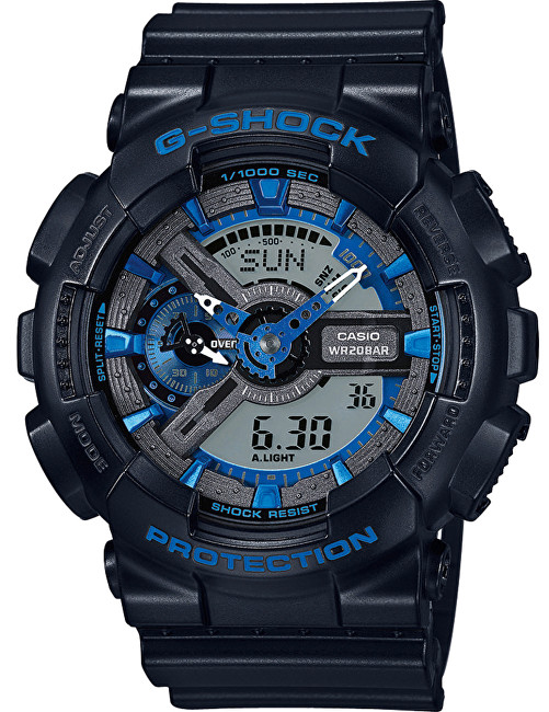 Casio The G/G-SHOCK GA-110CB-1A