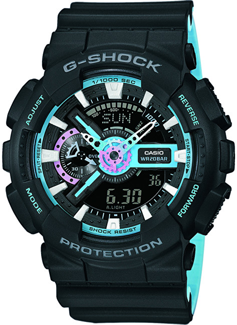 Casio The G/G-SHOCK GA 110PC-1A