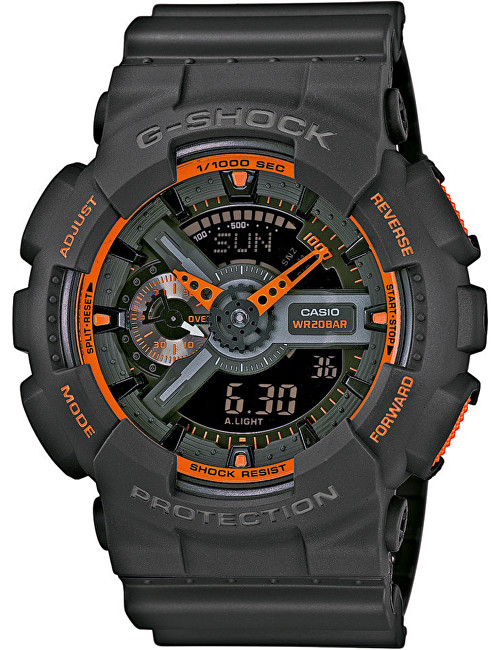 Casio The G/G-SHOCK GA 110TS-1A4