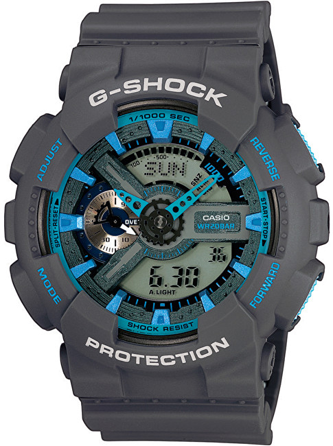 Casio The G/G-SHOCK GA 110TS-8A2