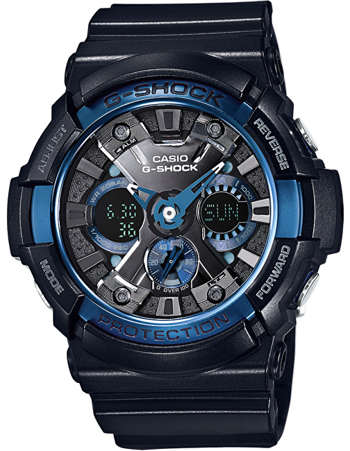 Casio The G   G-SHOCK GA 200CB-1A