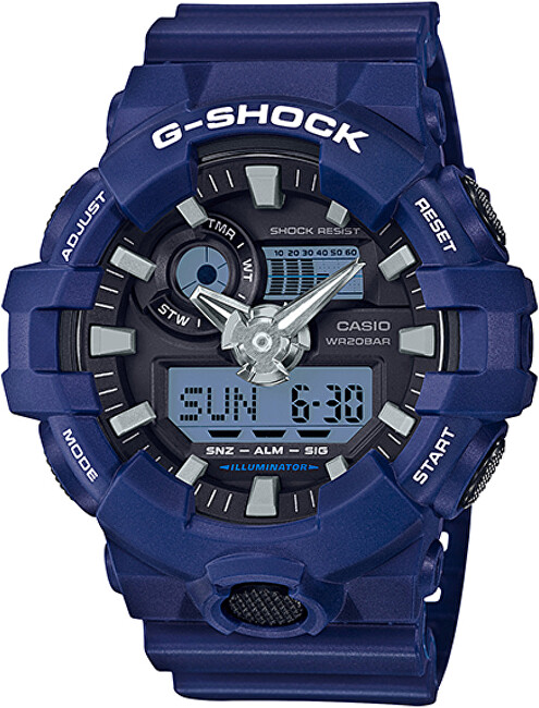 Casio The G G-SHOCK GA 700-2A