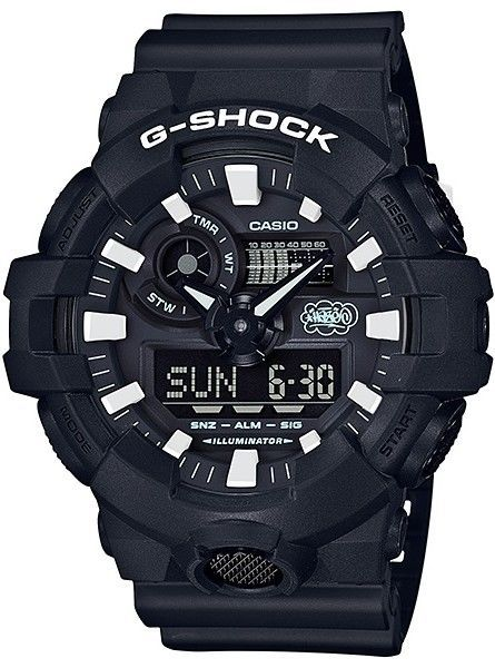 Casio The G G-SHOCK GA 700EH-1A Special Edition 35th Anniversary Eric Haze