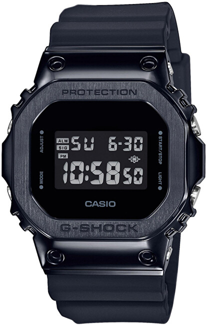 Casio The G G-SHOCK GM-5600B-1ER (322)