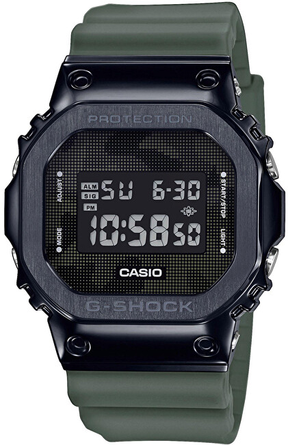 Casio The G G-SHOCK GM-5600B-3ER (322)