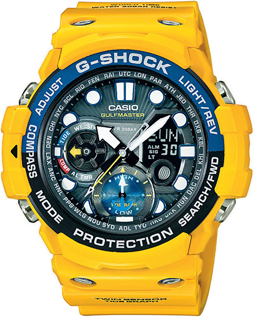 Casio The G/G-SHOCK Gulfmaster GN 1000-9A