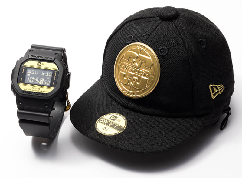 Casio The G G-SHOCK New Era DW 5600NE-1