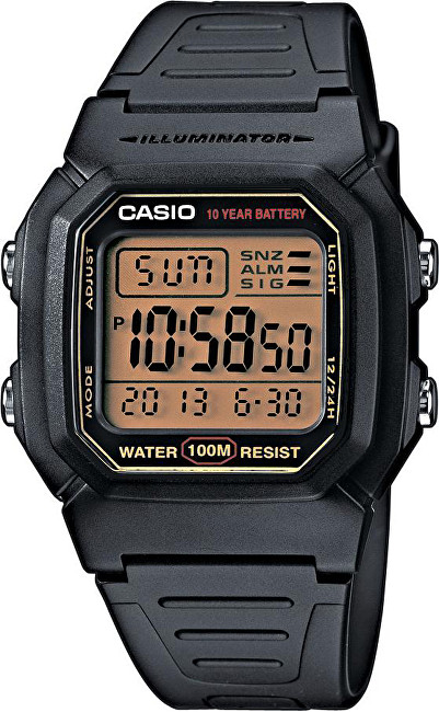 Casio W 800G-9