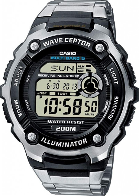 Casio Wave Ceptor WV-200DE-1AVER