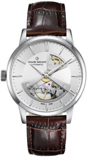 Claude Bernard Open Heart Automatic 85017 3 AIN2