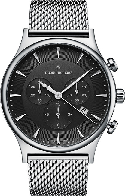 Claude Bernard Classic Gents Chronograph 10217 3M NIN1